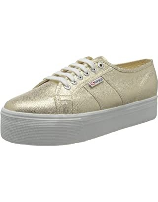 SUPERGA LAMEW YELLOW GOLD